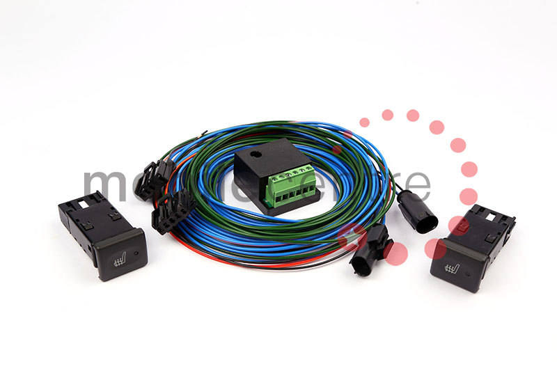 Land Rover Defender Heated Front Seat Easy Fit Wiring Kit