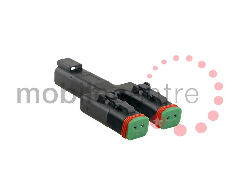 Deutsch Dt Connector Y Splitter Dt042p To Dt062s Adaptor