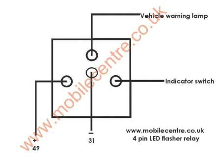 12 Volt Flasher Wiring Diagram | Wiring Examples and Instructions  Wire Flasher Wiring Diagram on 4 wire furnace diagram, 4 wire headlight, 4 wire arduino diagram, 4 wire compressor, 4 wire relay, 4 wire solenoid, 4 wire transformer, 4 wire regulator, 4 wire alternator, 4 wire plug, 4 wire fan diagram, 4 wire trailer diagram, 4 wire generator, 4 wire electrical wiring, 4 wire switch diagram, 4 wire cable, 4 wire parts, 4 wire circuit, 4 wire coil, 4-way circuit diagram,