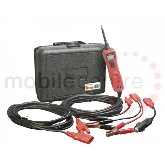 Power Probe 3 Pp3 Powerprobe Iii 6 50 Volt Tester Pp319ftc In Red Mobile Centre