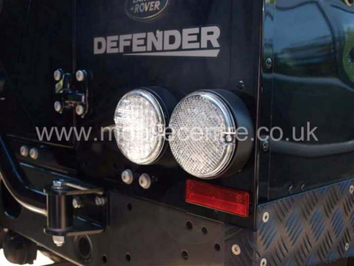95mm Oem Svx Led Fog Light Lr008975 Land Rover Defender